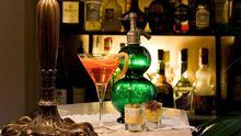 Die Bar des Hotel Locarno
