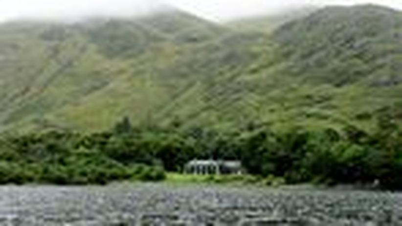 Irland: Ins grüne Herz der Finsternis