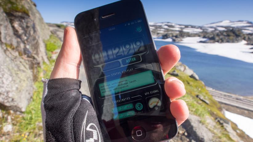 Radtour durch Norwegen: Dafür gibt es doch 'ne App