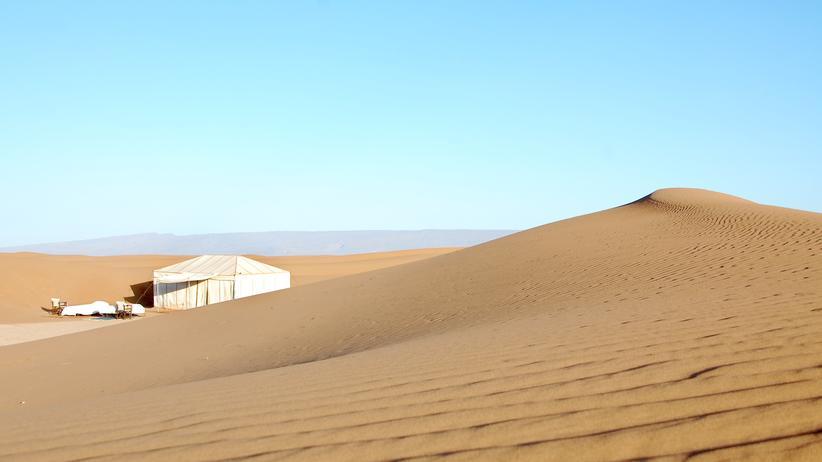 Marokko: Die Welt ist eine Düne