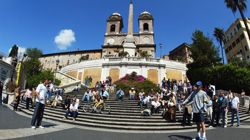 City Guide Rom: Ich bin eine Murmel