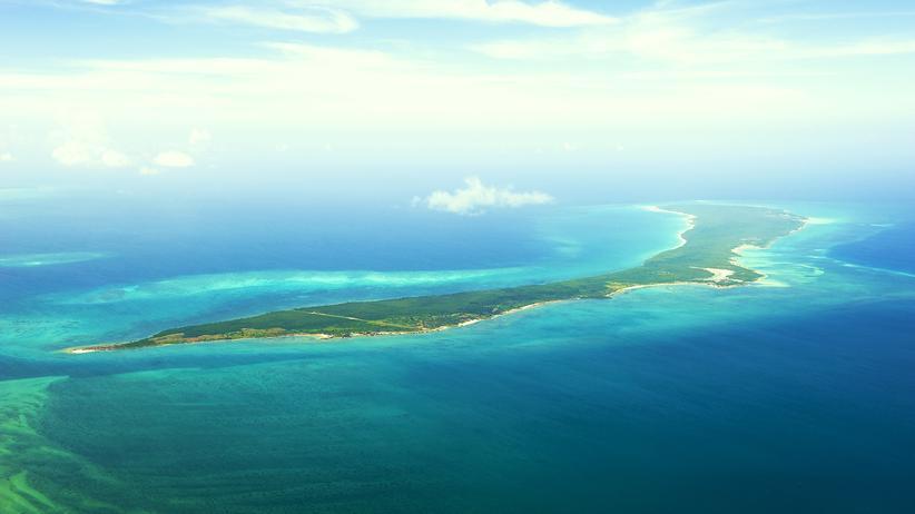 Mosambik: Fünfzehn Kilometer lang, drei winzige Dörfer, eine Lodge, viel Busch, viel Strand: Vamizi gehört zum Quirimbas-Archipel.