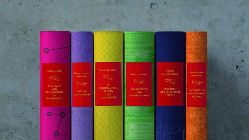 Die Andere Bibliothek: Proviant für die Reise im Kopf