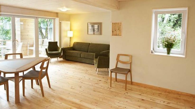 Familienhotel in Weimar: Zimmer mit Sprungturm | ZEIT ONLINE