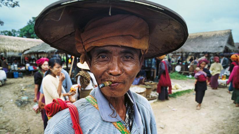 Myanmar: Das Land unter der Glasglocke