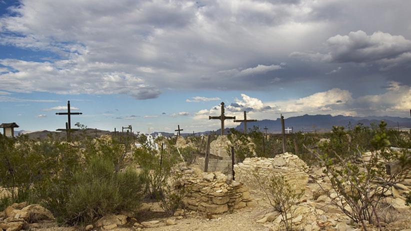 Texas: Der Friedhof von Terlingua