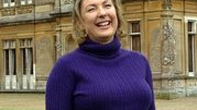 Die Hausherrin Fiona, Gräfin von Carnarvon