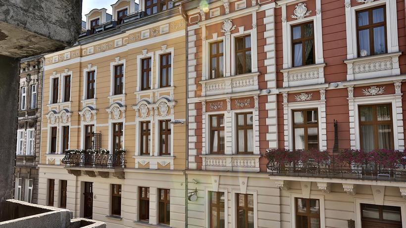 Hotel In Krakau Alter Für Schönheit Zeit Online