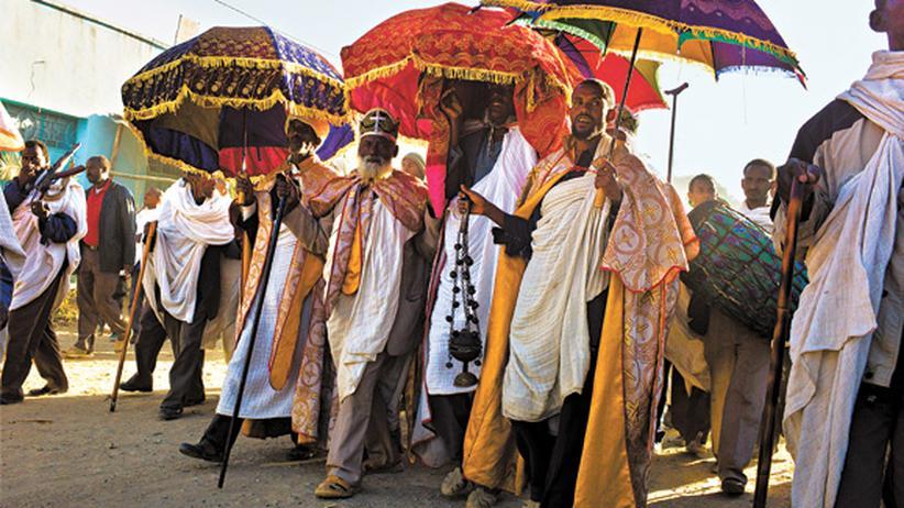 Äthiopien: Auf der Suche nach dem heiligen Harz