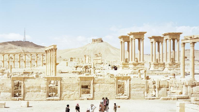 Römische Stätten: Die Reste der Festen