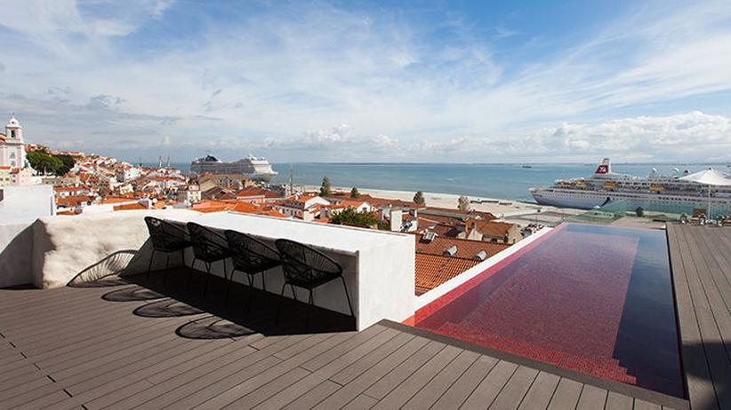Hoteltest : Spitze Winkel in Lissabons Alfama
