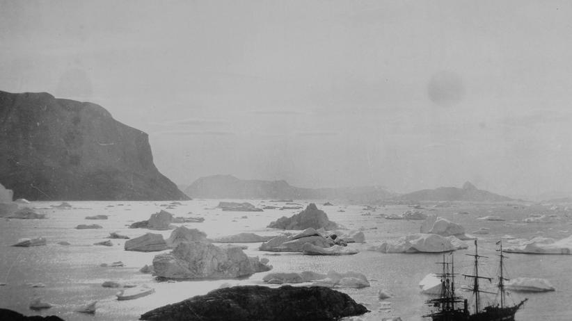 Arktis-Expedition 1894: Das Schneebaby