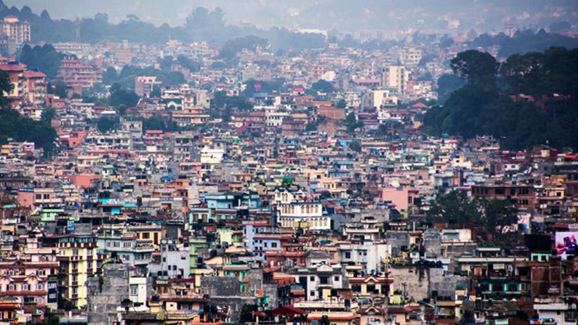 Kathmandu: Morgen ziehe ich weiter