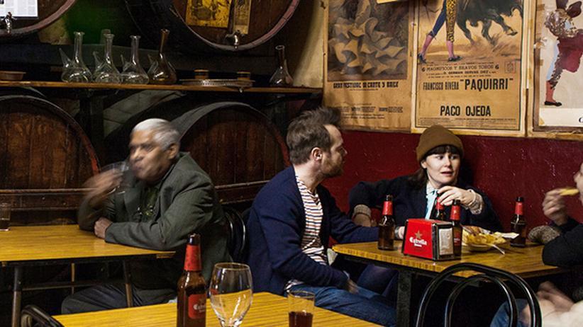 Wermut in Barcelona: Patina vom Fass