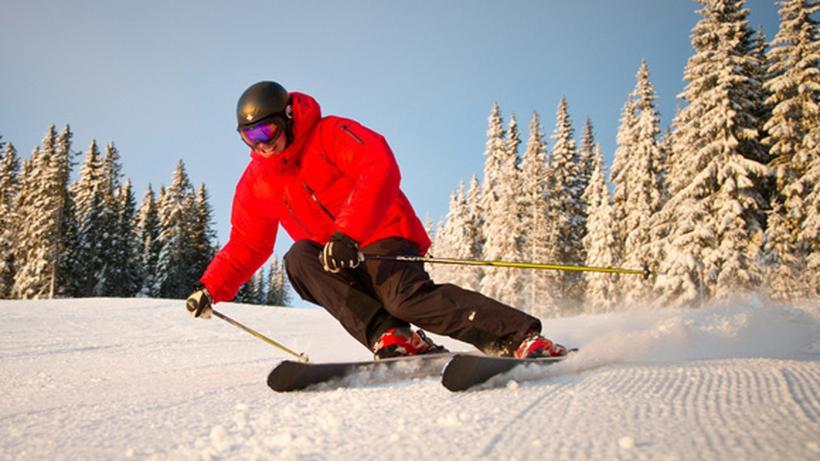Skifahren lernen Übungen tipps für anfänger