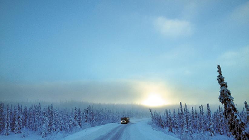 Alaska: Unterwegs auf dem Dalton Highway