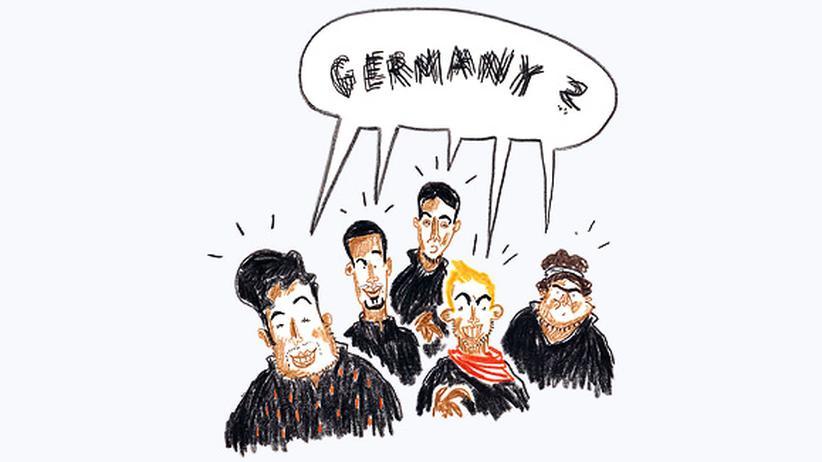 """Comic-Zeichner auf Reisen: """"Weißer Zeichner unter Weißen"""""""