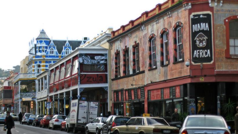 Kapstadt: Zuckergussfassaden und Bonbonhäuser