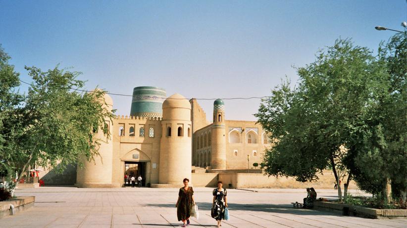 Usbekistan: Tausend und eine Macht