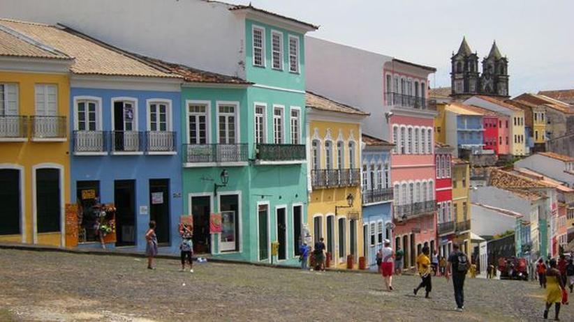 Salvador da Bahia Pelourinho