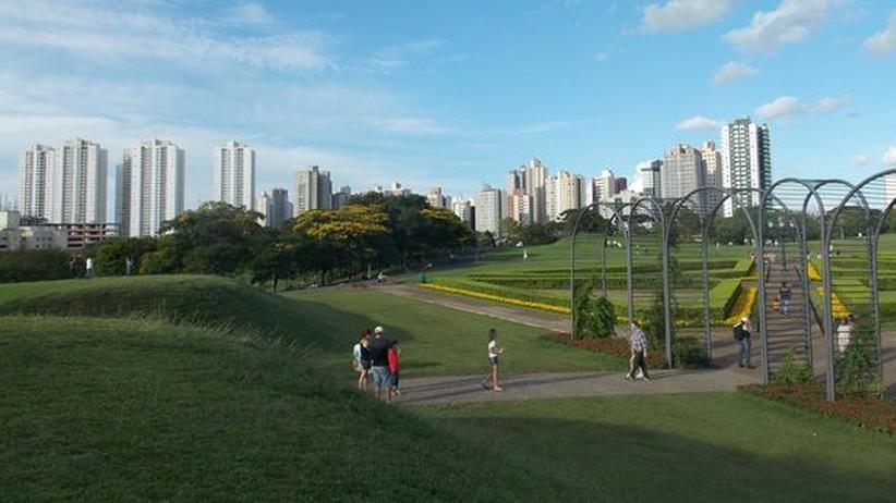 WM-Austragungsort Curitiba, Botanischer Garten