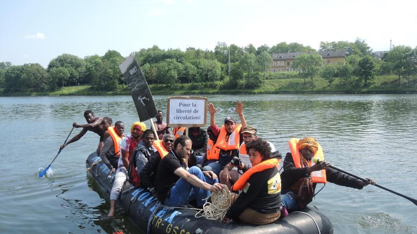 Flüchtlinge: Schengen für alle