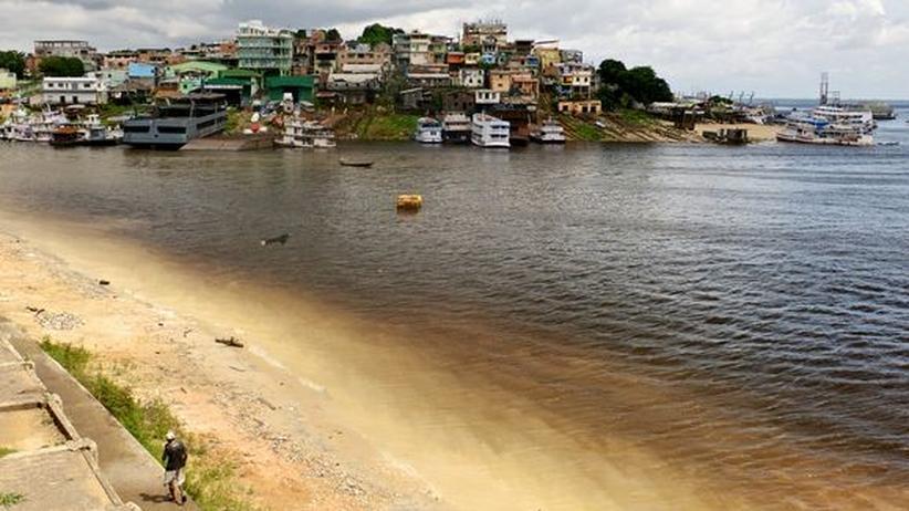 WM-Austragungsorte Manaus Amazonas