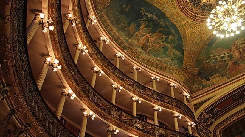 """Manaus: """"Die Oper ist einfach unglaublich"""""""
