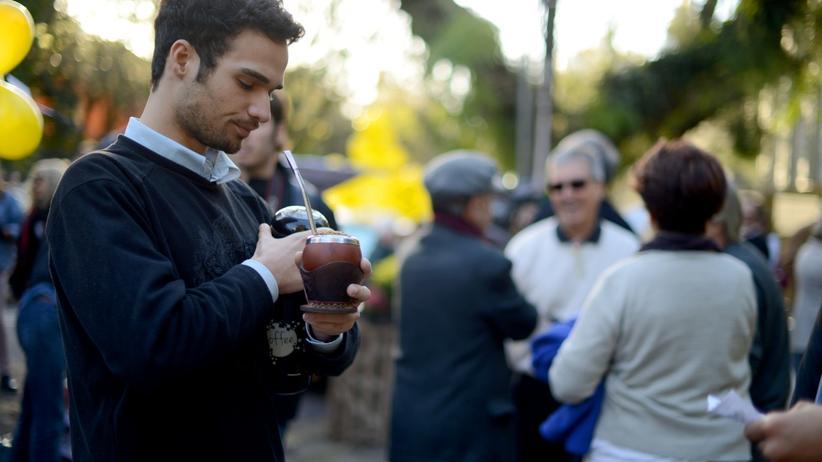 """Porto Alegre: """"Wir trinken ständig Tee aus Thermoskannen"""""""