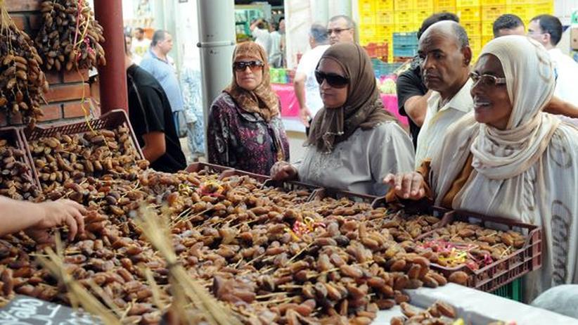 Ramadan in Tunis