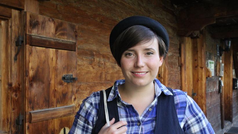 Jessica Schober geht auf die Wortwalz