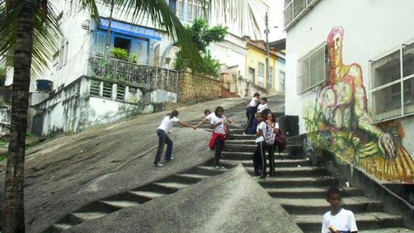 WM-Austragungsorte Rio de Janeiro