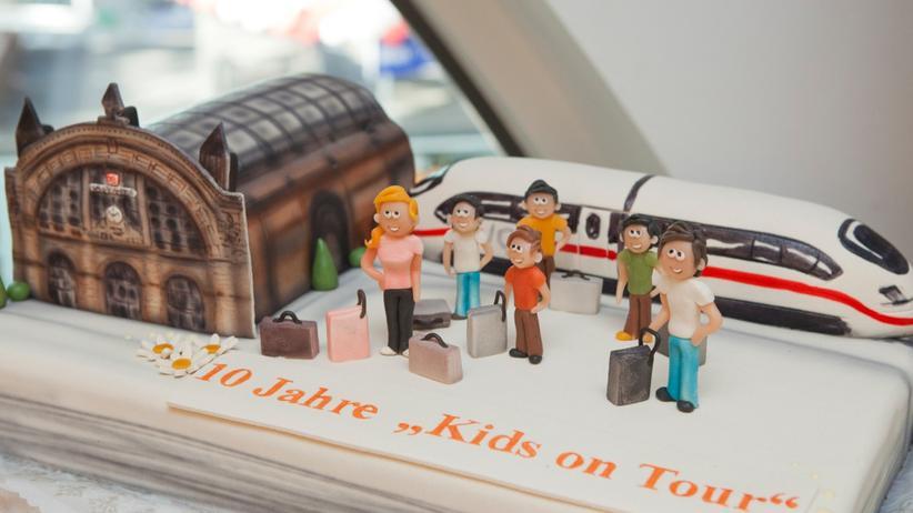Urlaub mit Kindern, Bahnreisen