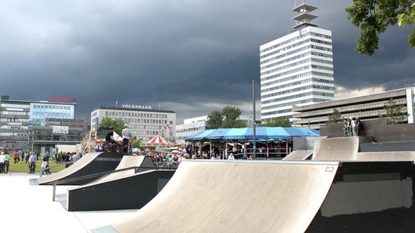 Bielefeld: Deutschlands größter innerstädtischer Skatepark steht nicht in Münster
