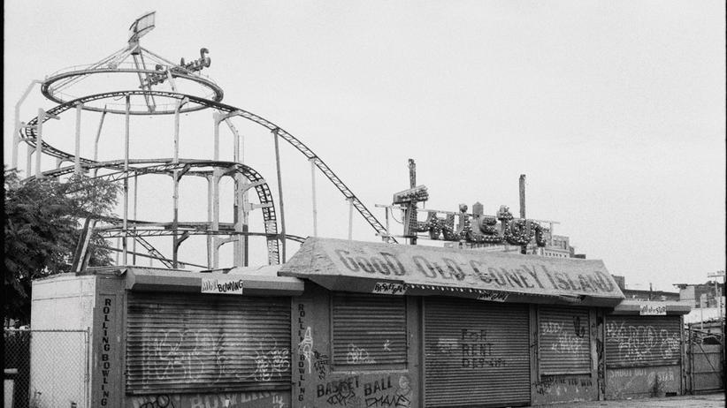 Coney Island: Die amerikanische Traumlosigkeit