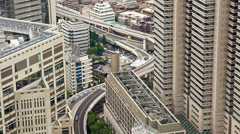 """""""For 91 days"""" Tokio: Keine Stadt ist wie diese"""
