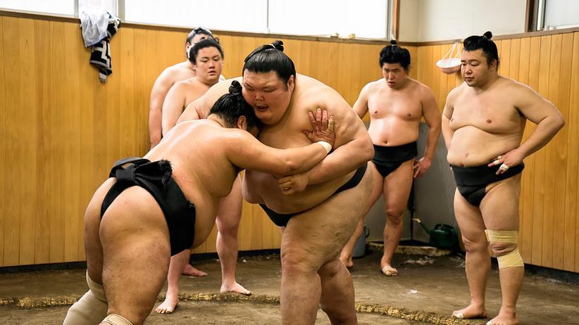 """""""For 91 days"""" Tokio: Cogito, ergo Sumo"""