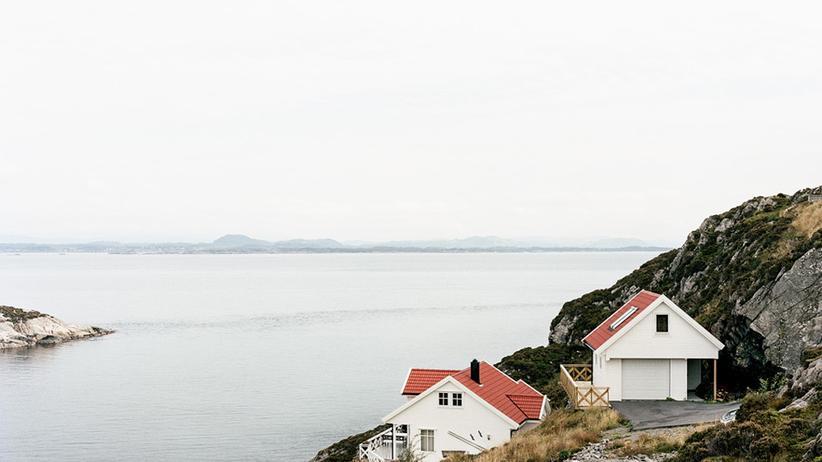 Fotos aus Norwegen: Auf Fels gebaut