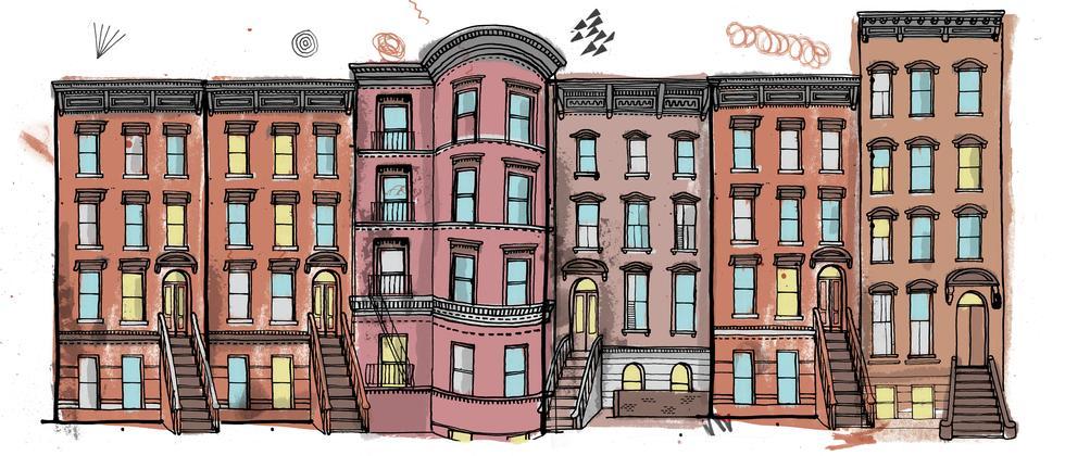 James Gulliver Hancock zeichnet New York