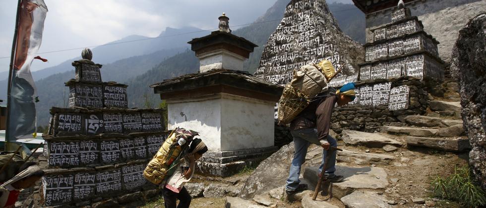 """Mount Everest: """"Garmisch hat mehr Touristen als Nepal"""""""