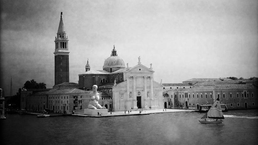 Fotografie: Der Himmel über Venedig