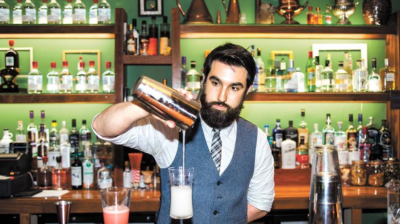Gin: Neues vom Mixer