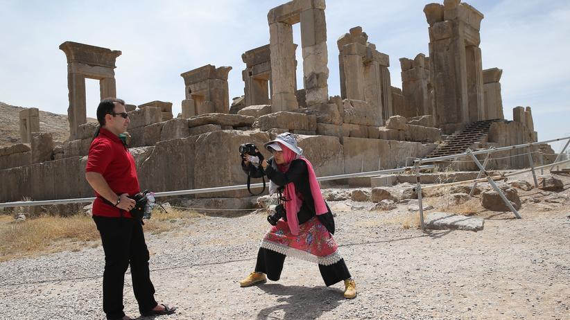 """Studienreisen: Nachfrage nach Iran-Reisen """"enorm gestiegen"""""""