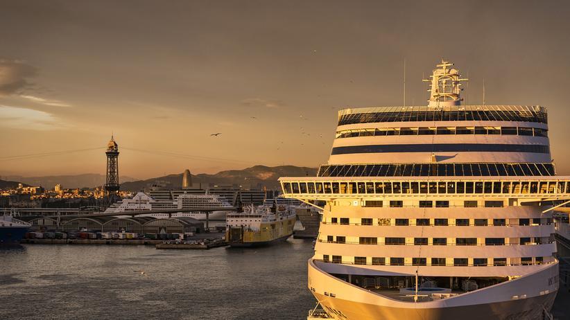 Kreuzfahrtschiffe Reise