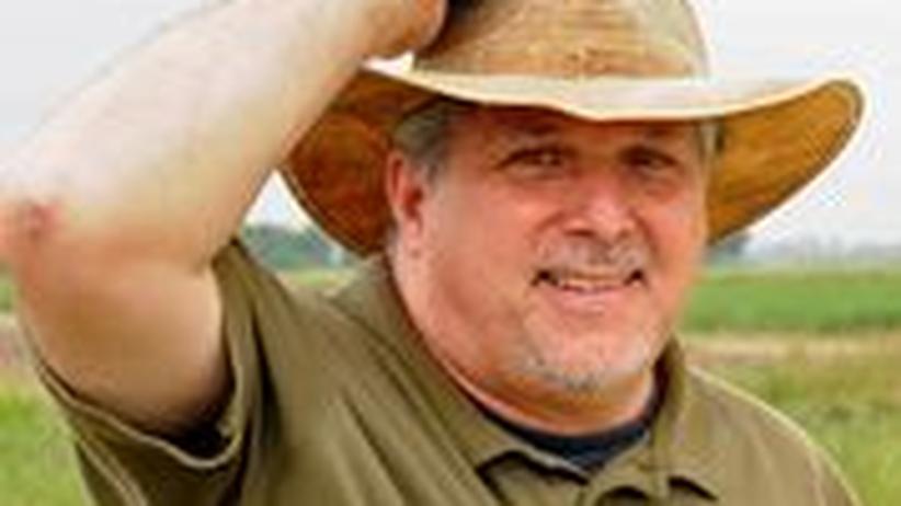 "Louisiana: Gary Dauphin, ""Oak Alley""-Plantage"