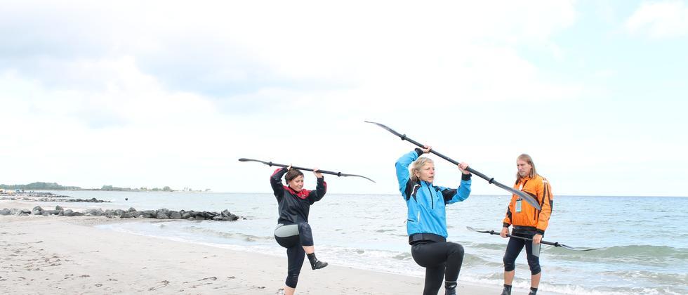 Ostsee: Wanderurlaub im Meer