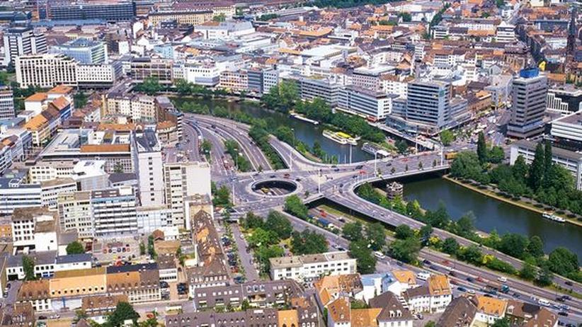 Saarbrücken: Gemiedlich Leude gucke