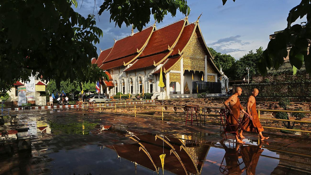 Partnersuche thailand chiang mai
