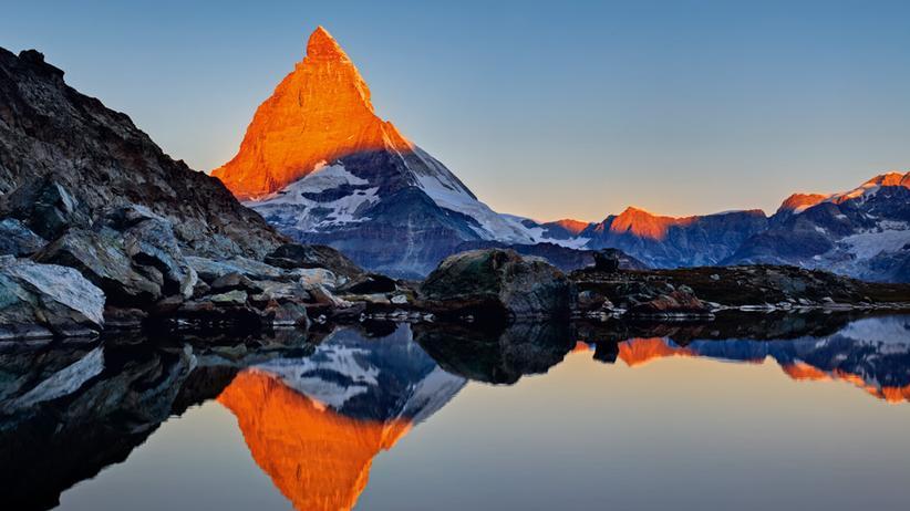 Alpen-Fotos: Von der Magie der Berge