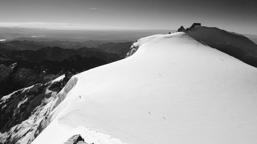 Walliser Alpen: Die Stille, so tief